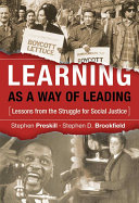 Learning as a Way of Leading