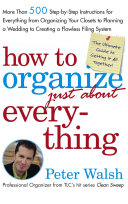 How to Organize (Just About) Everything Pdf