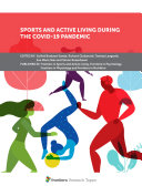 Sports and Active Living during the Covid 19 Pandemic