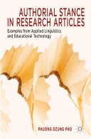 Authorial Stance in Research Articles Pdf/ePub eBook