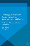 Environmentalism  Resistance and Solidarity