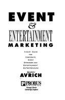 Event & Entertainment Marketing
