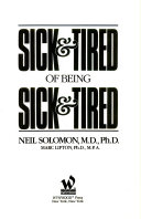 Sick Tired Of Being Sick Tired