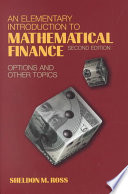 An Elementary Introduction to Mathematical Finance Book