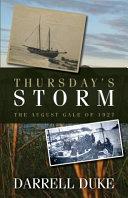 Thursday s Storm