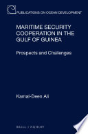 Maritime Security Cooperation in the Gulf of Guinea