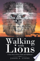 Walking with Lions Book