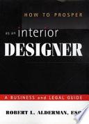 How to Prosper as an Interior Designer Book PDF