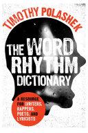 Pdf The Word Rhythm Dictionary