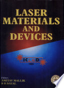 International Conference on Laser Materials and Devices  Book
