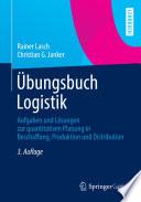 Übungsbuch Logistik