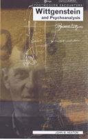 Wittgenstein and Psychoanalysis