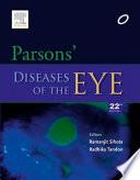 Parson s Diseases of the Eye   E Book