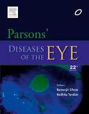 Parson's Diseases of the Eye - E-Book [Pdf/ePub] eBook