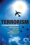 Pdf Terrorism