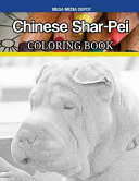 Chinese Shar pei Coloring Book