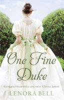 One Fine Duke