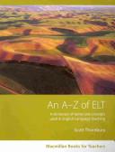 An A - Z of ELT