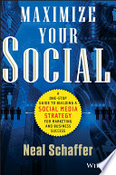 Maximize Your Social Book PDF