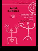 Audit Cultures