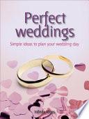 Perfect Weddings Book PDF
