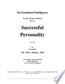 On Emotional Intelligence   Successful Personality Book PDF