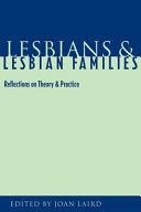 Lesbians and Lesbian Families