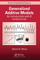 Generalized Additive Models