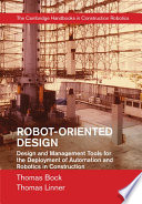 Robot Oriented Design Book