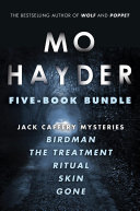 Mo Hayder Five-Book Bundle