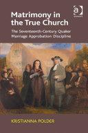 Matrimony in the True Church