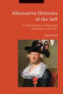 Alternative Histories of the Self