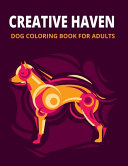 Creative Haven Dog Coloring Book for Adult