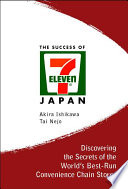 Read Online The Success of 7-Eleven Japan For Free