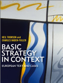 Basic Strategy in Context