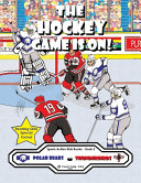 The Hockey Game Is On   The Polar Bears Vs  The Thunderbirds