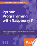 Python Programming with Raspberry Pi