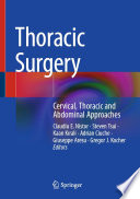Thoracic Surgery Book PDF
