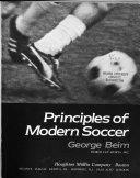 Principles of Modern Soccer