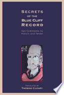 Secrets Of The Blue Cliff Record Book PDF