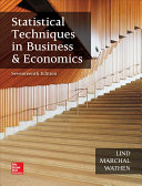Loose Leaf for Statistical Techniques in Business and Economics Book