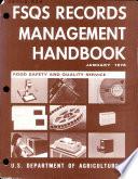 FSQS Records Management Handbook