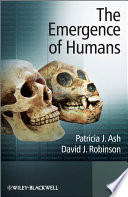 The Emergence of Humans Book