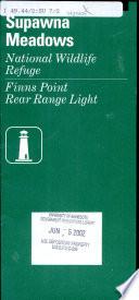 Supawna Meadows National Wildlife Refuge : Finns Point rear range light