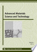 Advanced Materials Science and Technology, IFAMST 2008