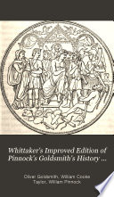Whittaker s Improved Edition of Pinnock s Goldsmith s History of Rome