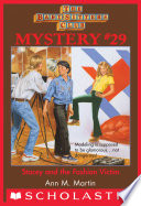 Baby Sitters Club Mysteries  29  Stacey and the Fashion Victim