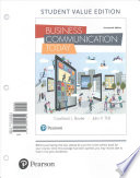 Business Communication Today, Student Value Edition