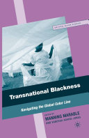Transnational Blackness [Pdf/ePub] eBook