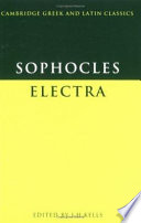 Sophocles  Electra